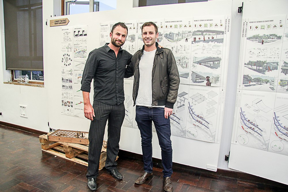 UCT Graduate Wins Corobrik Most Innovative Landscape Architecture Award For T