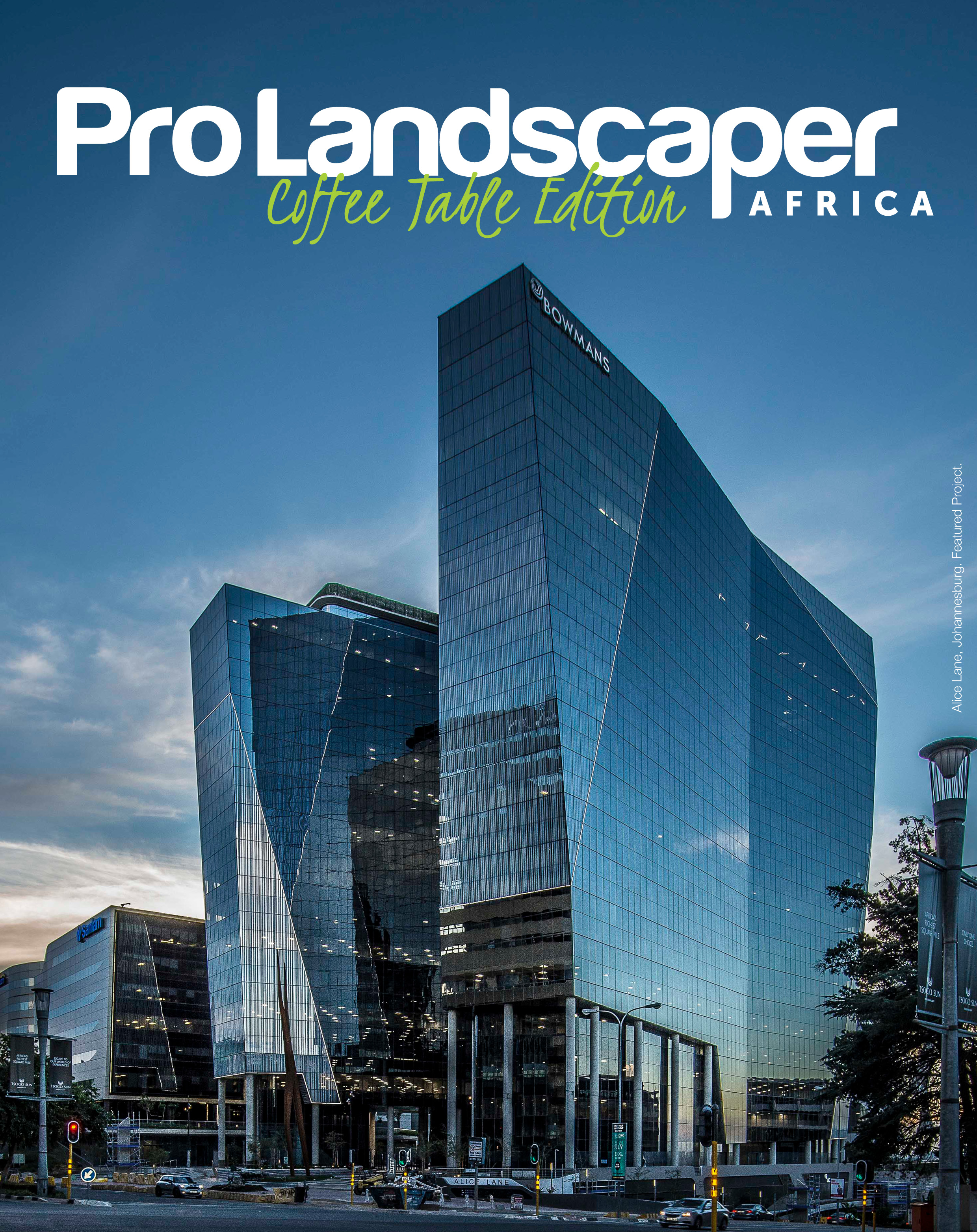 Pro Landscaper Africa December Issue