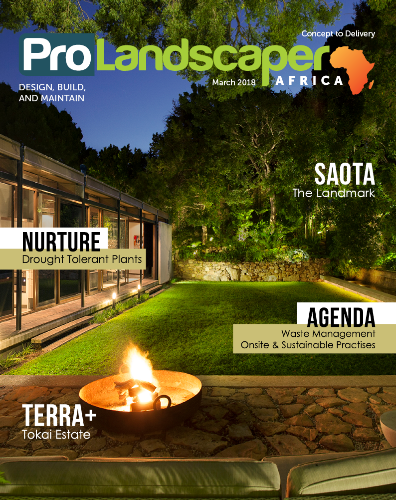 Pro Landscaper Africa February Issue