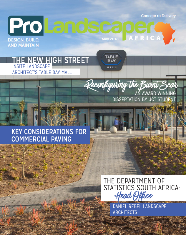 Pro Landscaper Africa May Issue