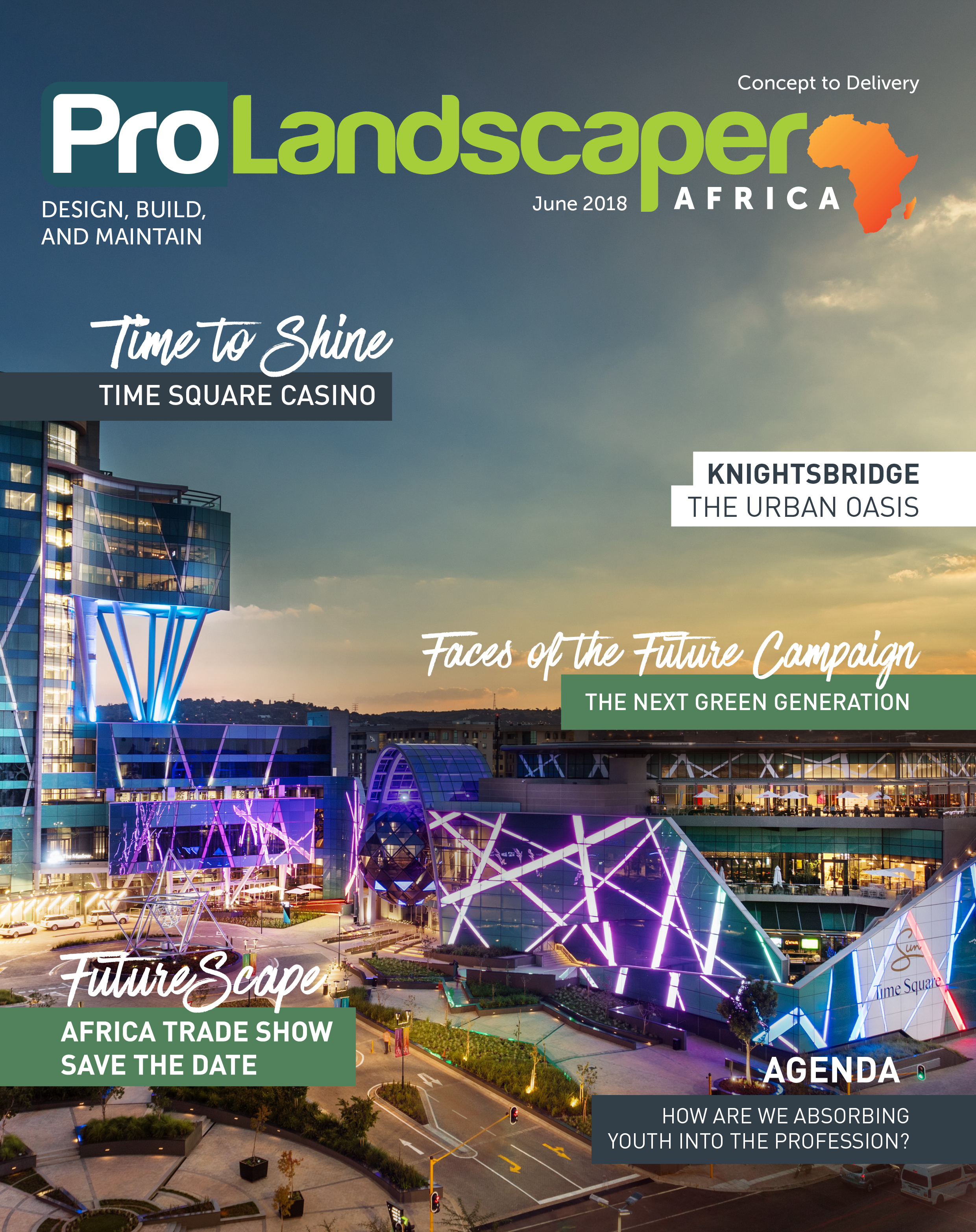 Pro Landscaper Africa June Issue