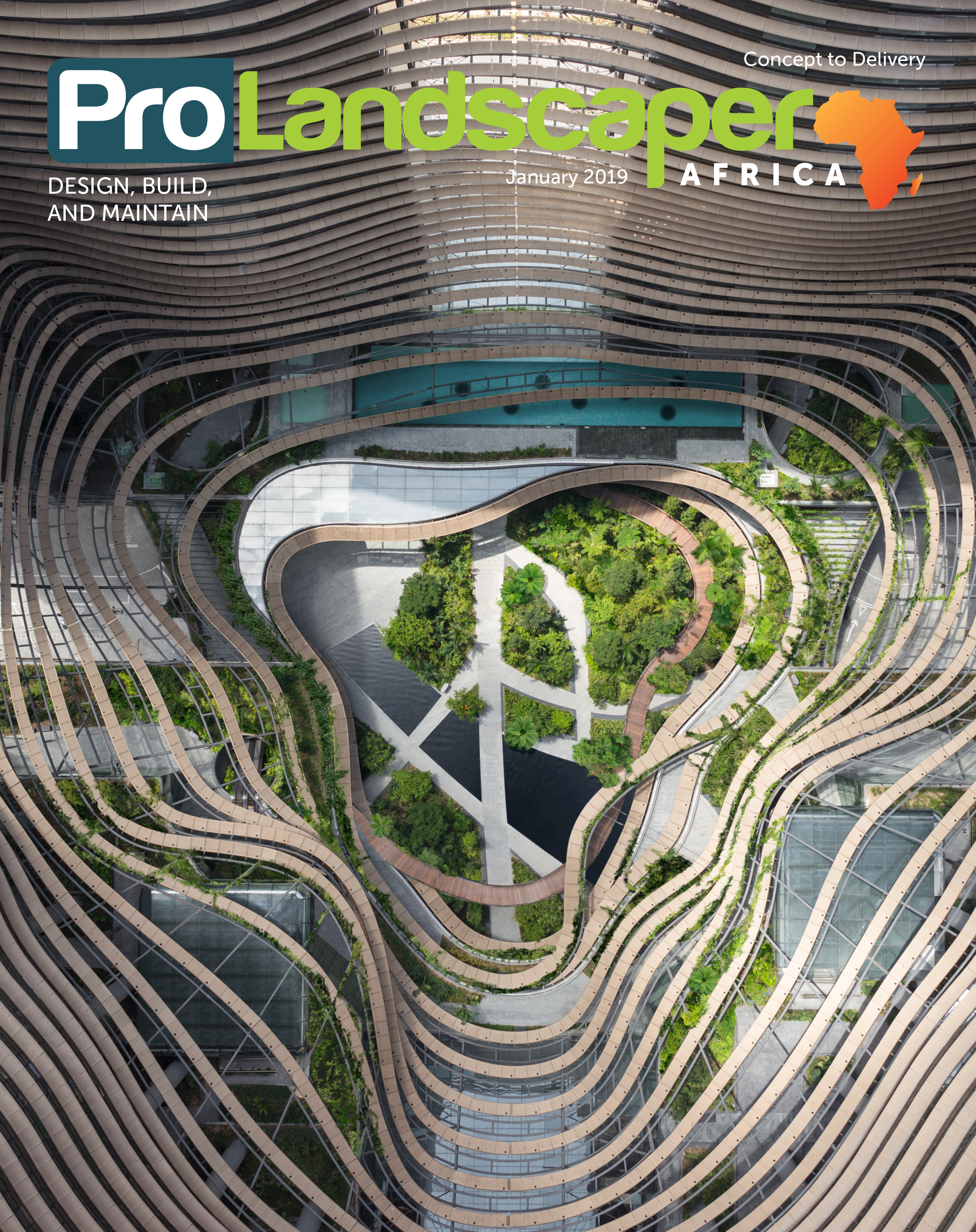 Pro Landscaper Africa January Edition