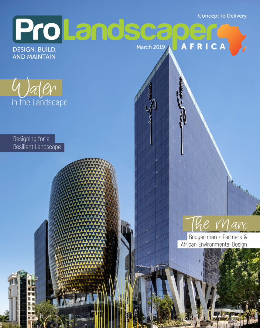 Pro Landscaper Africa March Edition