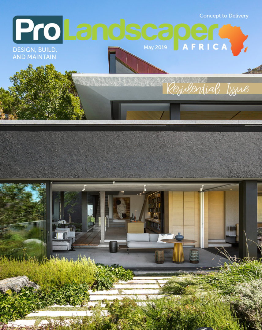 Pro Landscaper Africa May Edition