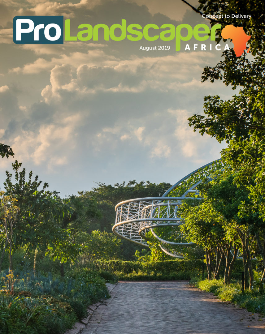 Pro Landscaper Africa August  Edition