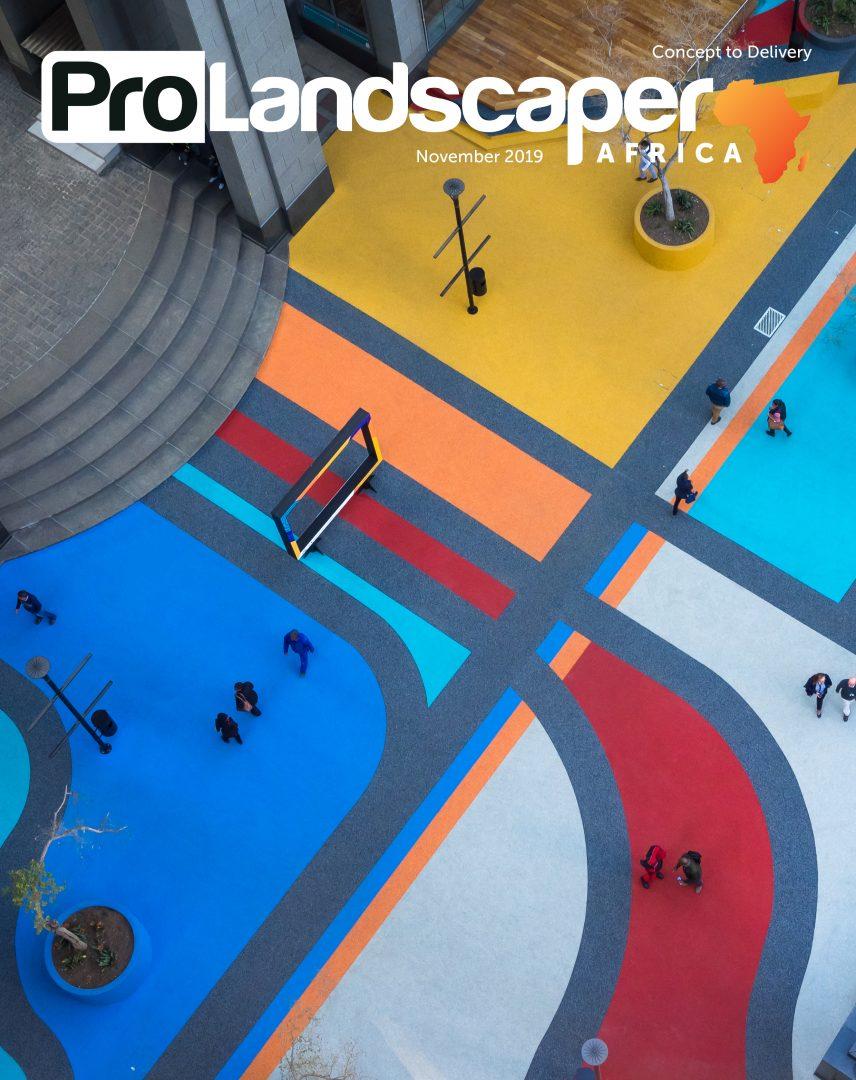 Pro Landscaper Africa November Edition