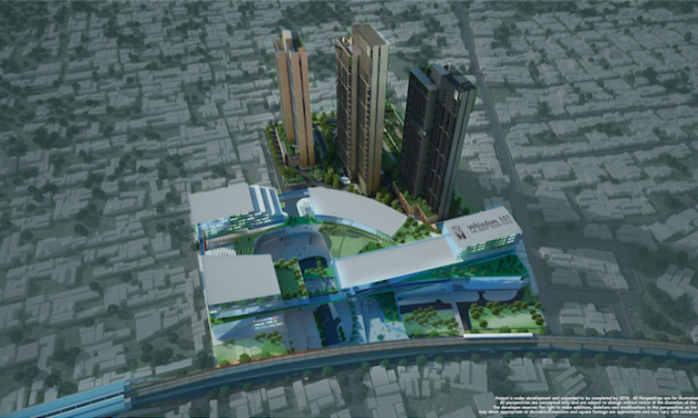 How Bangkok's urban landscape will be redefined by green social places