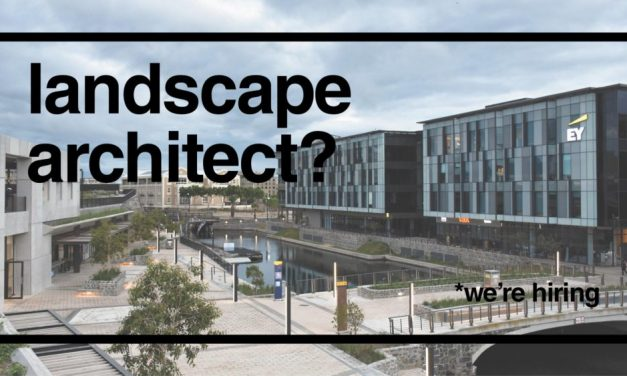 dhk Architects – Landscape Architect wanted!