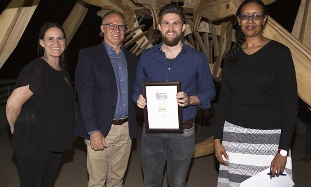 De Jager Booysen a regional winner in Corobrik Architecture Awards