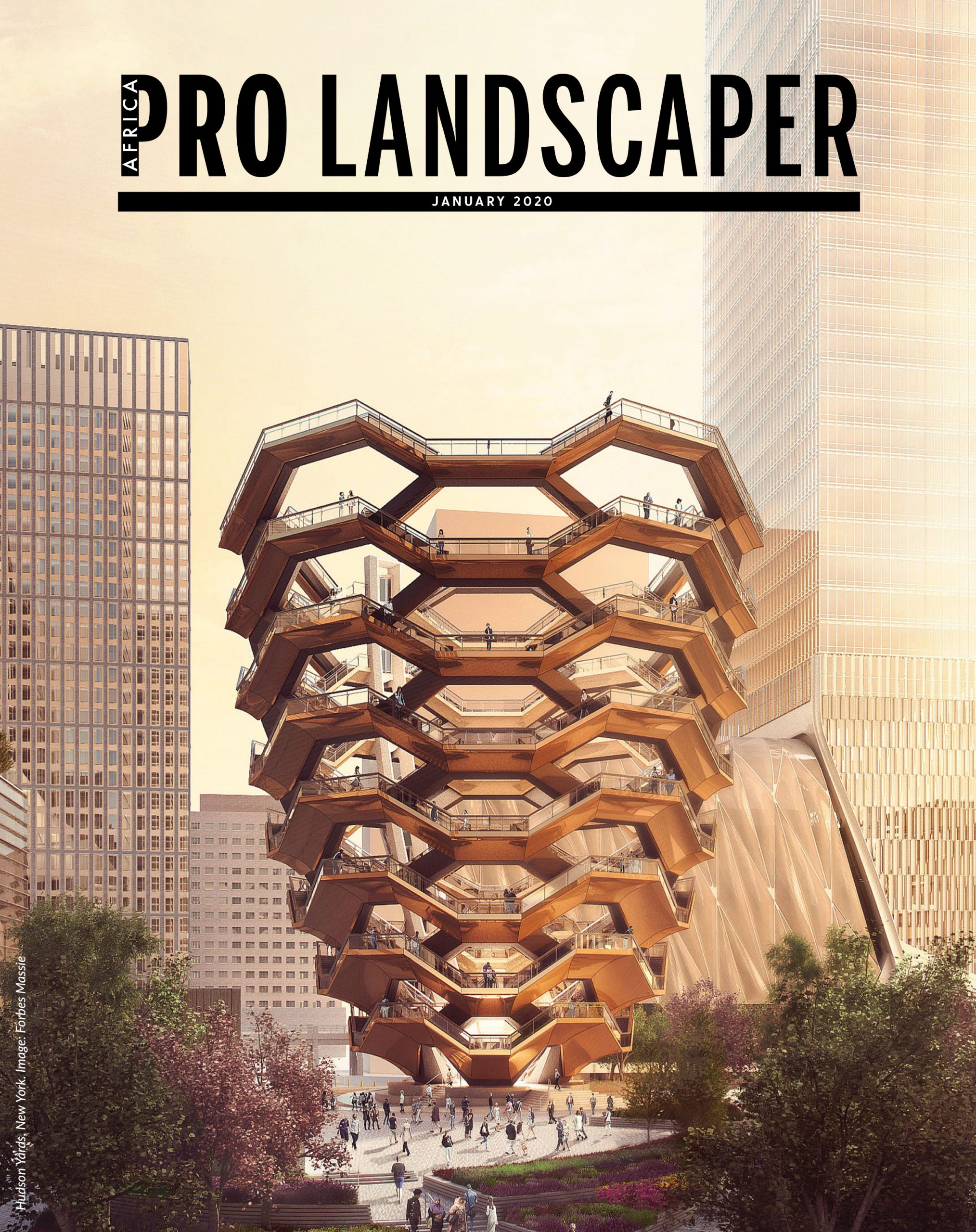 Pro Landscaper Africa December Coffee Table Edition