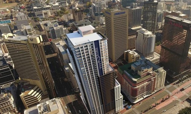 Cape Town's Tallest Building Is Flogging Parking Bays For     R250 000