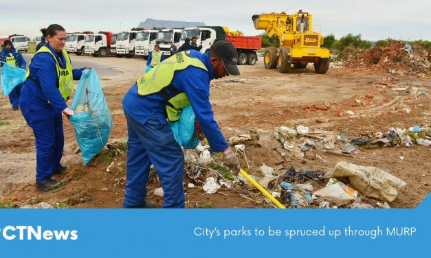 City's parks to be spruced up through MURP