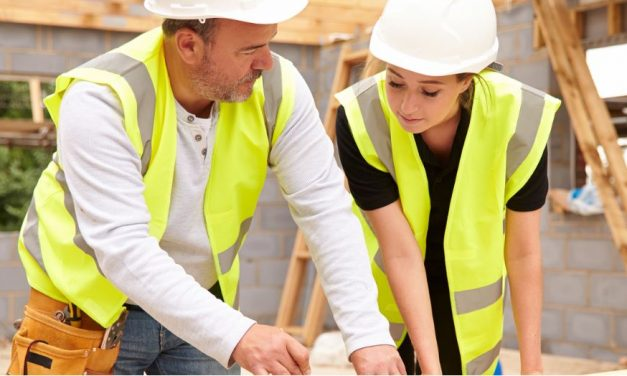 CONSTRUCTION INDUSTRY INVESTS IN TRAINING