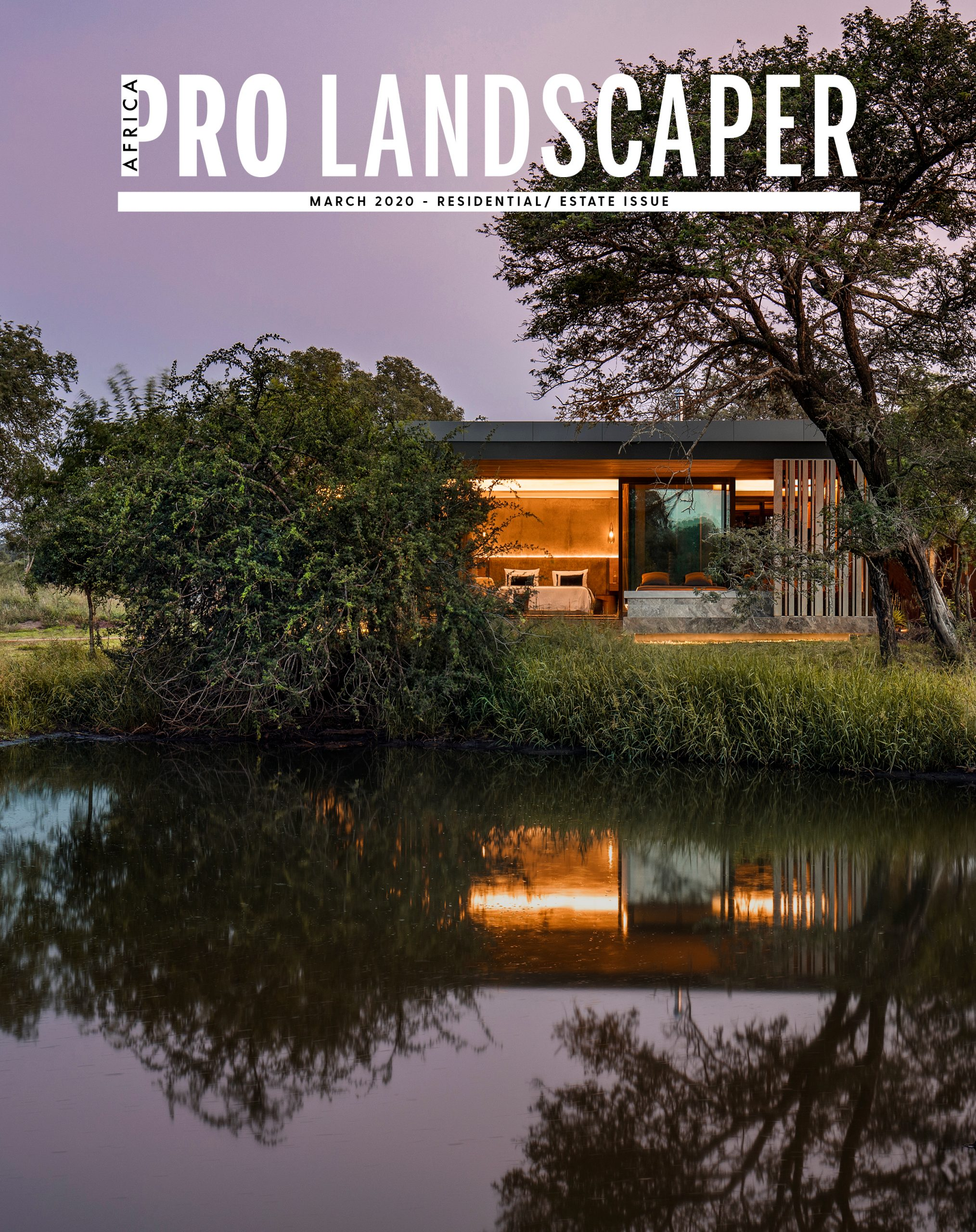 Pro Landscaper Africa February Urban Issue