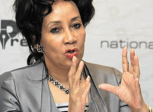 Government 'to buy all JoJo tanks in SA' to fight Covid-19: Lindiwe Sisulu