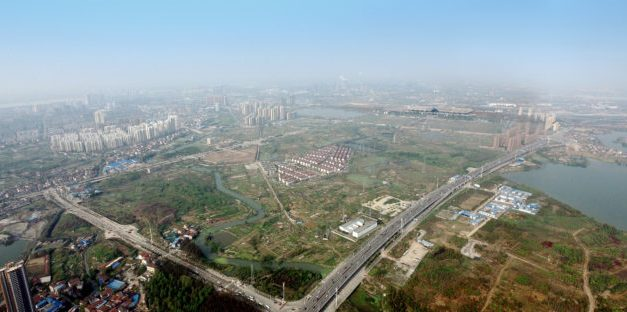 Remediation strategies are key to new Wuhan Yangchun Lake Business District