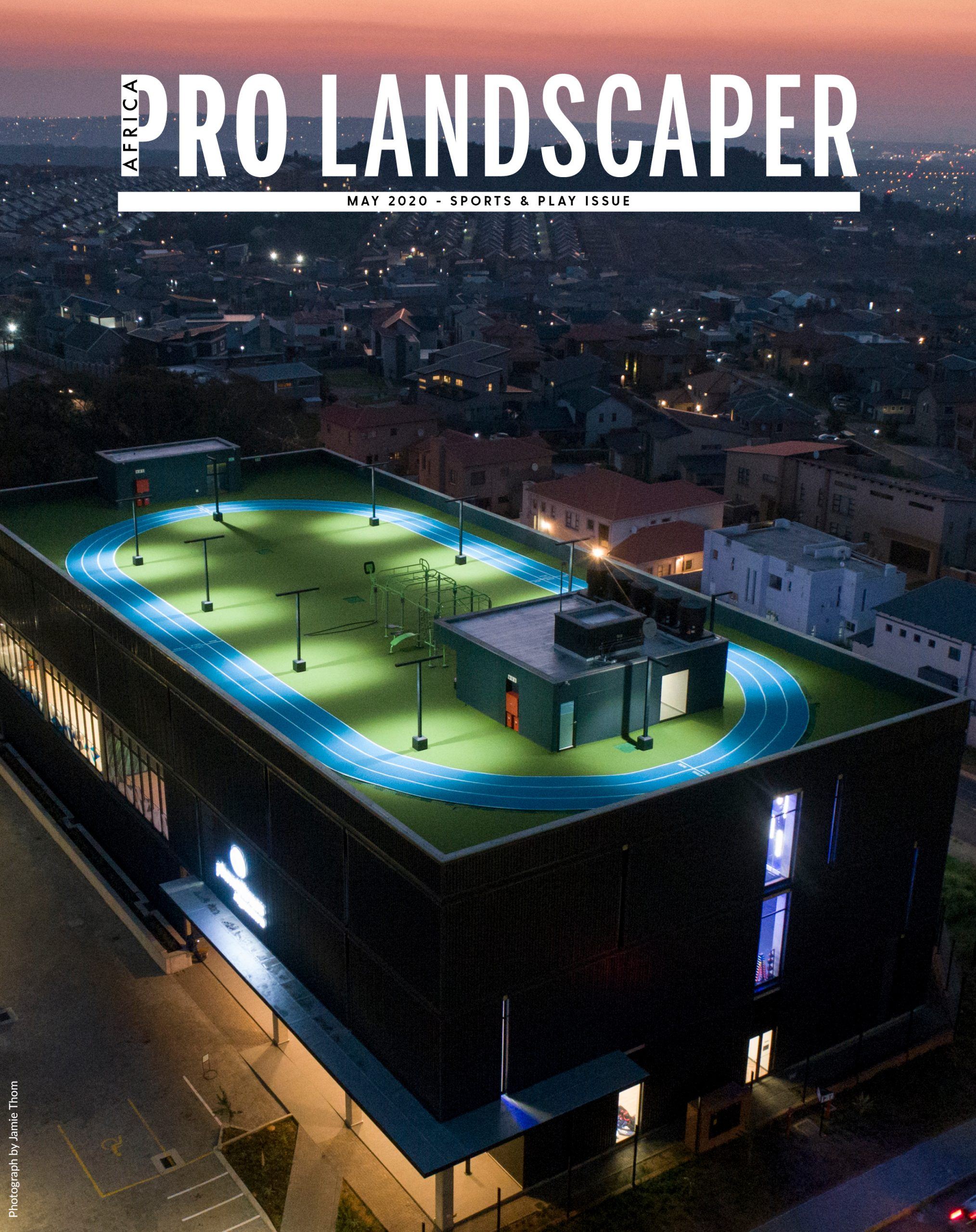 Pro Landscaper Africa May Sports & Play Issue