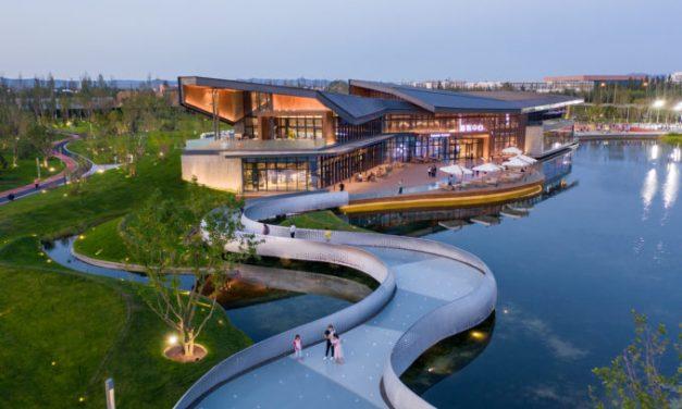 Baotou Vanke Central Park | Baotou, P.R. China | ZAP Associates