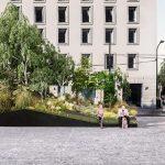 Stefano Boeri designs hybrid tree planters and street furniture