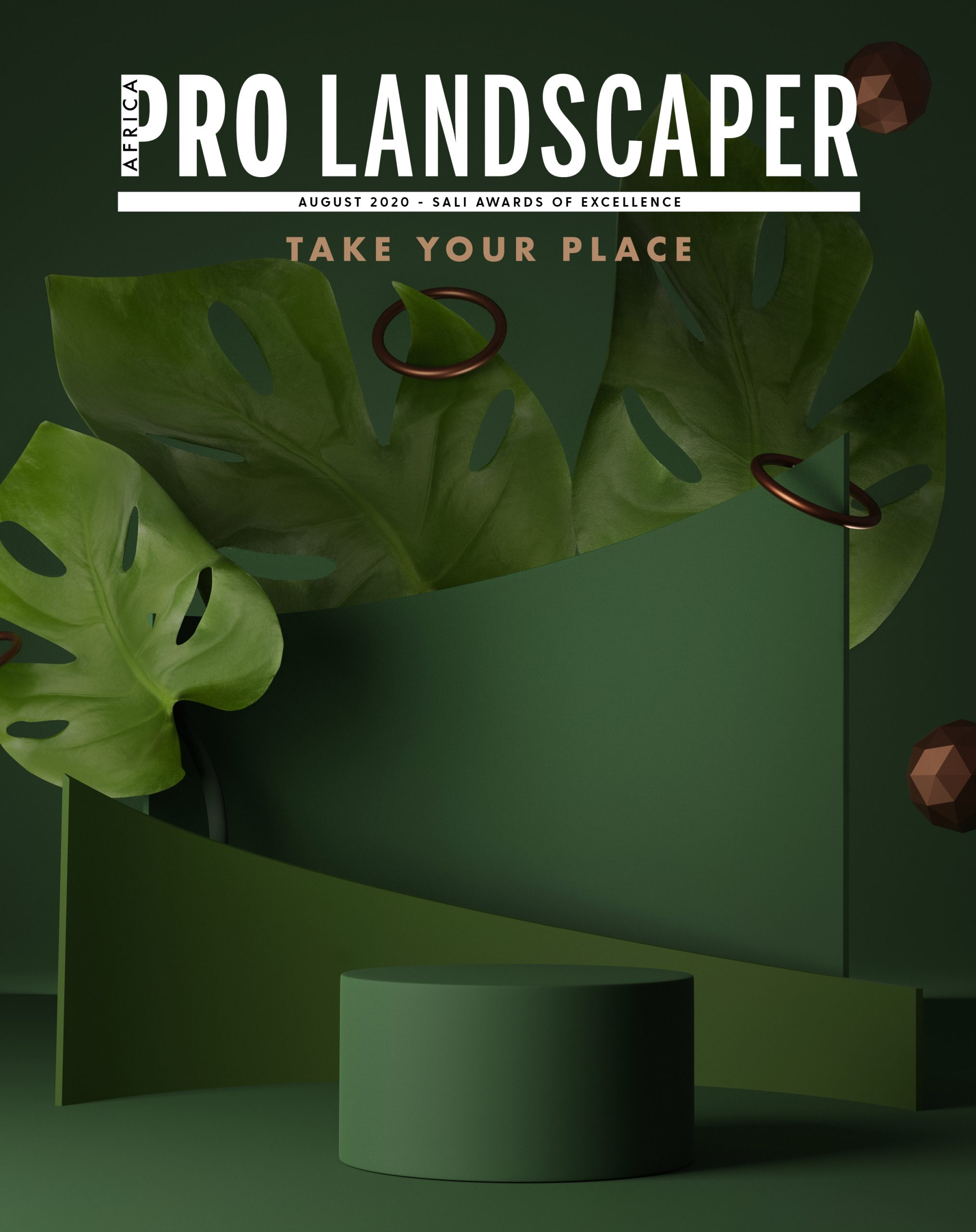 Pro Landscaper Africa August Awards of Excellence