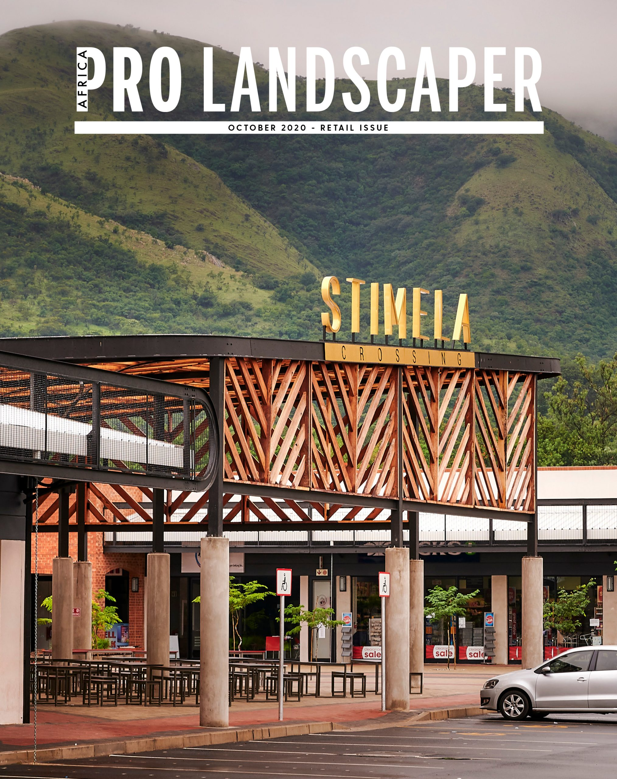 Pro Landscaper Africa October Issue