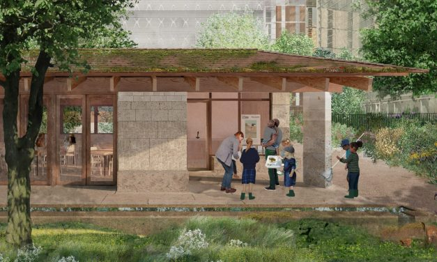Feilden Fowles to redesign gardens at London's Natural History Museum