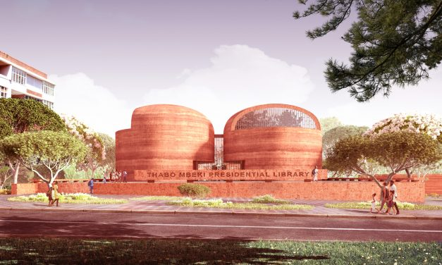 Adjaye Associates Designs the Thabo Mbeki Presidential Library in Johannesburg, South Africa