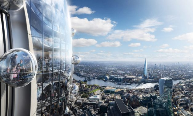 """The Tulip """"will bring new life to the City of London"""" says Peter Murray"""