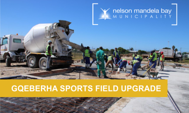 R11 Million boost for Gqeberha sports field upgrade