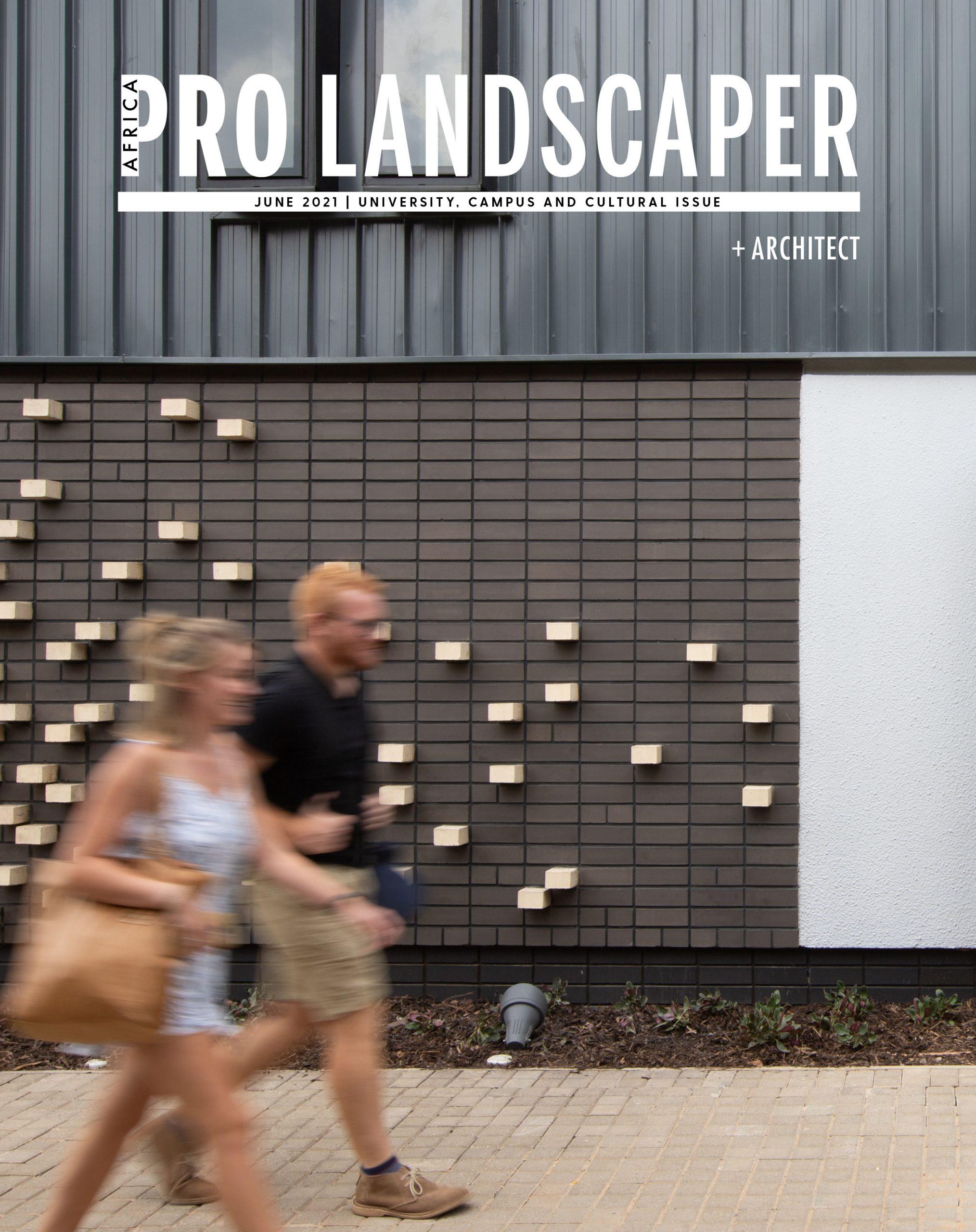 Pro Landscaper Africa April Issue