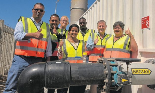 City earns first carbon credits from Landfill Gas Extraction and Utilisation Project