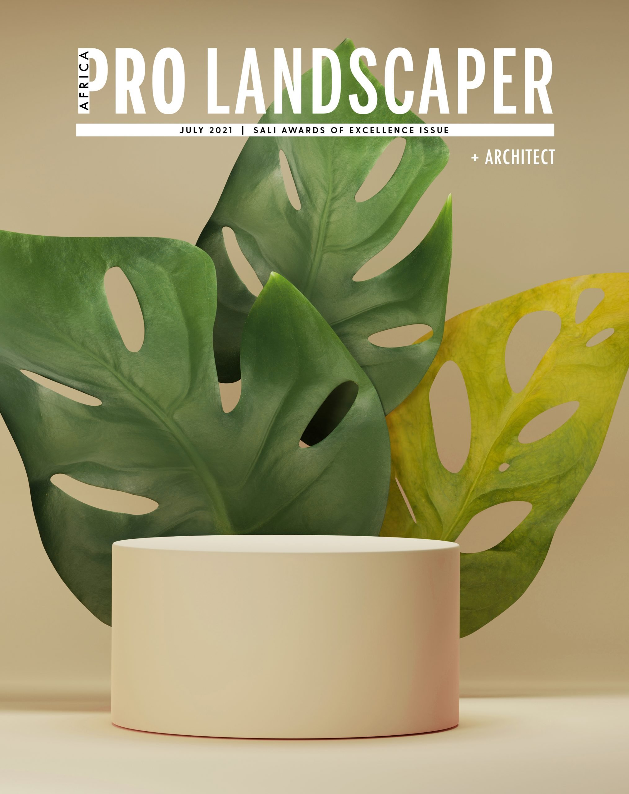 Pro Landscaper Africa July Issue