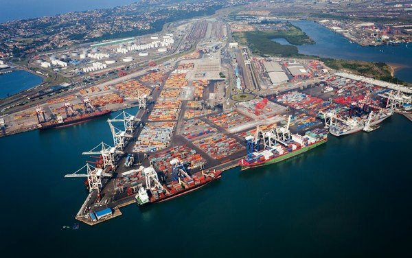 Master plan announced to expand Port of Durban