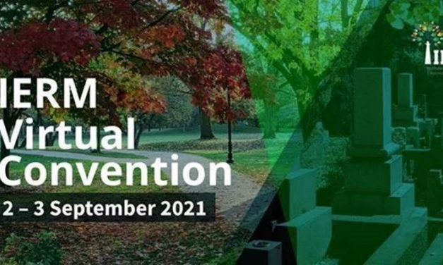 ierm invites you to their virtual convention