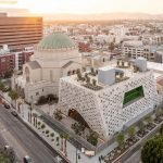 The Audrey Irmas Pavilion, OMA New York's First Cultural Building in California Nears Completion