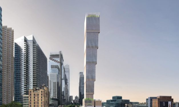Could Adjaye Associates' First Supertall Tower Rise in Hudson Yards?